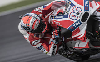 Dovizioso ends seven-year wait by winning Malaysian MotoGP