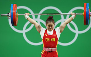 Rio 2016: World records for weightlifting champion Deng