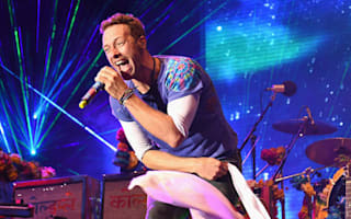 Coldplay headline Prince Harry's charity concert to help in fight against HIV and Aids