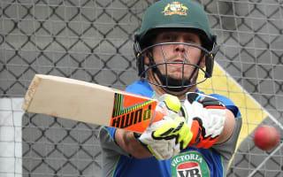 Marsh set to miss second Test, Voges fit