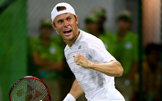 Albot stuns Johnson in Stockholm
