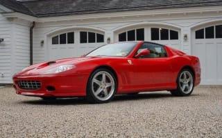 Incredible Ferrari Superamerica heads to Greenwich auction