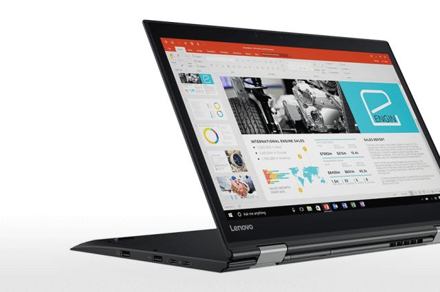 Ya a la venta la segunda generación del Thinkpad X1 Yoga
