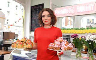 Bake Off winner Candice Brown gives her backing to 'amazing' Prue Leith