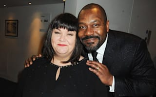 Sir Lenny Henry salutes his parents as he opens up about his divorce from Dawn French