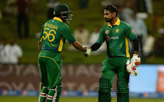 Hafeez ton gives Younis winning send-off