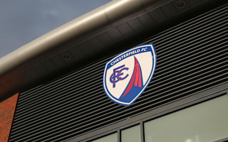 Chesterfield sack commercial chief after raffle 'farce'