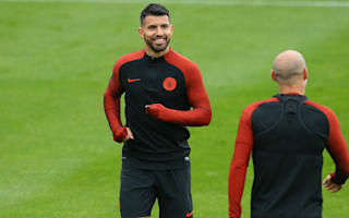 Zabaleta: Aguero can cope with City benching