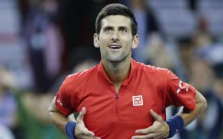 Djokovic marches into Shanghai quarter-finals