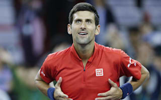 Djokovic marches into Shanghai quarter-finals