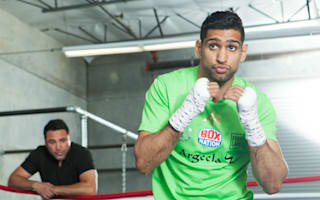 Khan hints at future in MMA