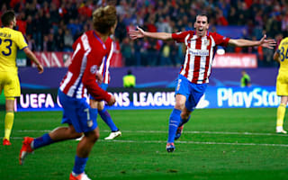 Champions League the ultimate goal for Atletico, says Godin
