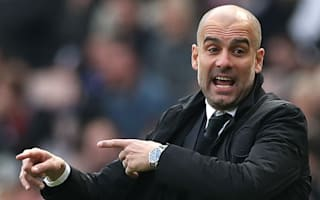 Home games will show whether we deserve top four - Guardiola