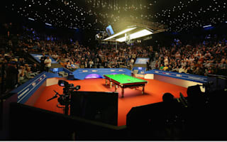New World Snooker Championship deal for Sheffield