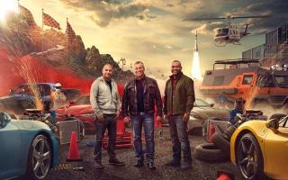 Matt LeBlanc and team get into Top Gear as show returns to screens