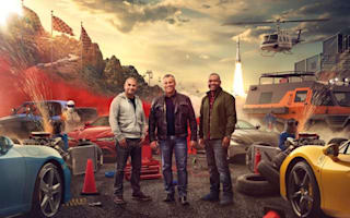 Matt LeBlanc and team get into Top Gear as show returns to screens