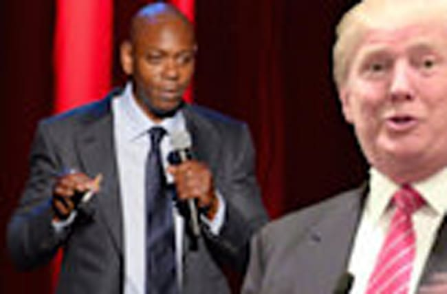Dave Chappelle – Here's My $60 Mil Trump Impression