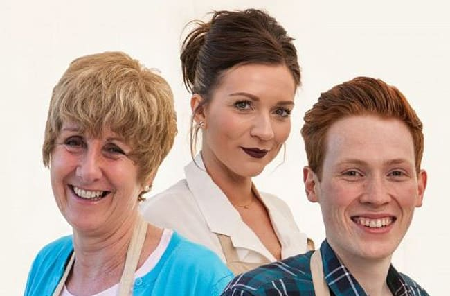 Vote: Who will win tonight's Great British Bake Off final?