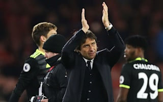 Conte reveals admiration for Guardiola philosophy