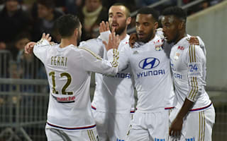 Ligue 1 Review: Lyon close in on second, Lille win again
