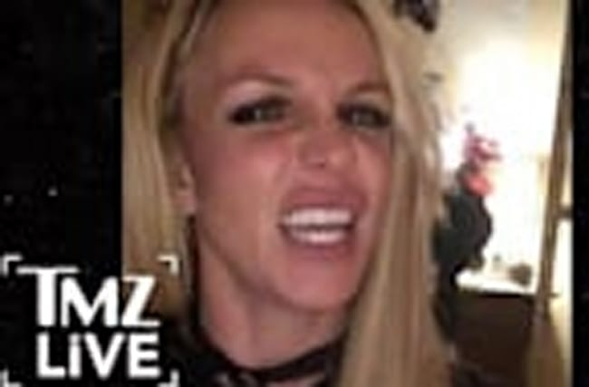 BRITNEY SPEARS: Dating App Problems (TMZ Live)