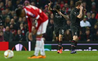 Blind laments Coutinho goal