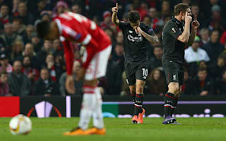 Blind laments Coutinho goal