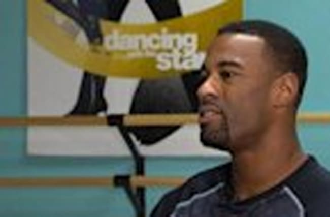 EXCLUSIVE: Calvin Johnson Talks Fighting for His Life on 'Dancing With the Stars'