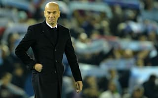 Zidane: We could have won it with more time