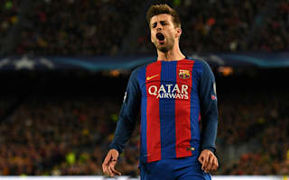Pique released from hospital