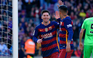 Barcelona 6 Getafe 0: Messi inspires despite another penalty miss