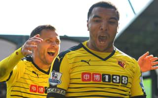 Watford poor in Villa win, concedes Deeney