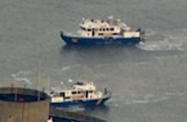 Small plane crashes in NY's Hudson River