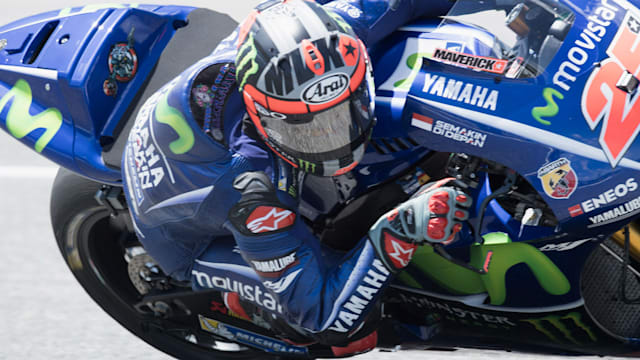 Vinales wins thrilling French MotoGP