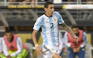 Di Maria injury fears eased
