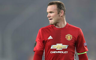 Rooney equals Charlton's Man Utd all-time goalscoring record
