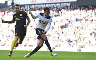 Tottenham 2 Manchester City 0: Slick Spurs inflict first defeat on Guardiola