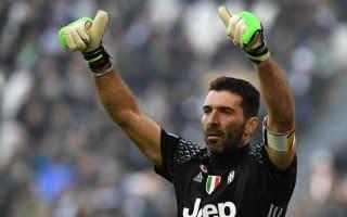 Allegri slams 'stupidity' surrounding Buffon referee hug