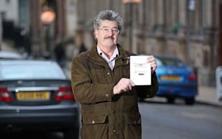 Traffic warden 'travelled 3,000mph to write parking ticket'