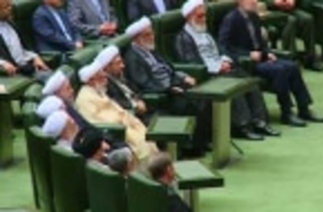 Iran's new parliament sworn in