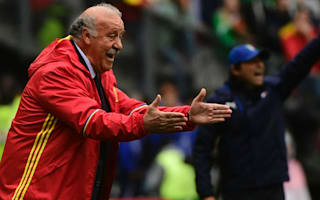 Del Bosque: Mourinho had a point on Conte