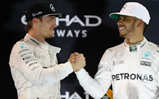 Rosberg: Beating Hamilton sweetened F1 title win
