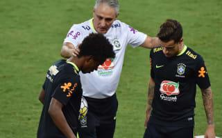Tite talks up Coutinho