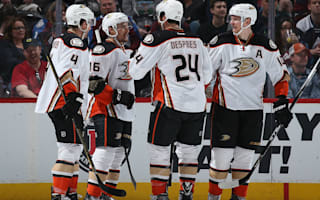Ducks claim Pacific Division, Flyers down Islanders