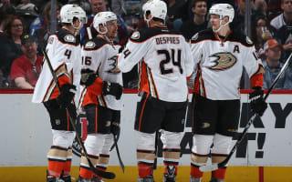 Ducks claim Pacific Division, Flyers down Islanders