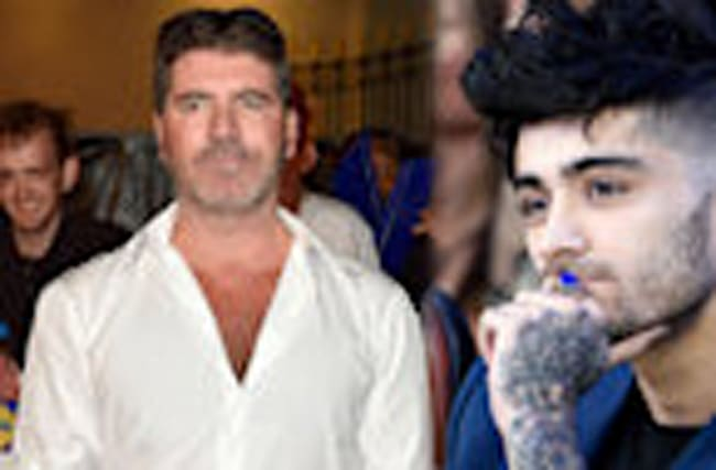Zayn FIRES BACK On Twitter After Simon Cowell Jokes About His Album Sales