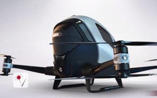 Dubai tests autonomous hover-taxi