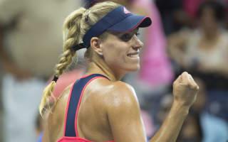 Kerber, Wozniacki book quarter-final spots