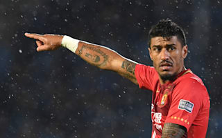 Help me score 10 goals! - Guangzhou defender Feng sets out Paulinho's Barcelona move conditions