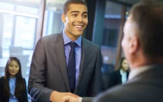 Tips on how to land a new career this spring